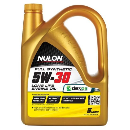 Picture of Nulon Full Synthetic 5W-30 Long Life Engine Oil