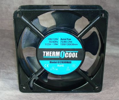 Picture of 120x120x38 AC Cooling Fan (G12038MAS)